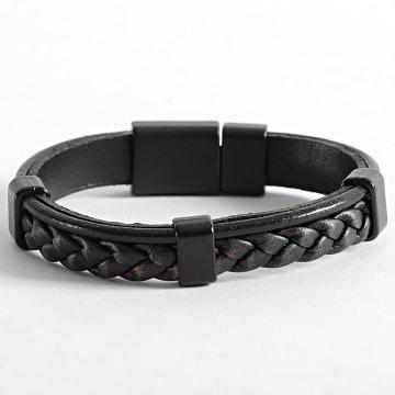 Black Needle - Bracelet BBN-520 Noir