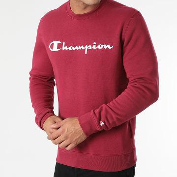 Champion - Sweat Crewneck 214744 Bordeaux