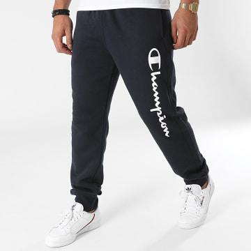 Champion - Pantalon Jogging 214953 Bleu Marine