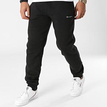 Champion - Pantalon Jogging 214956 Noir