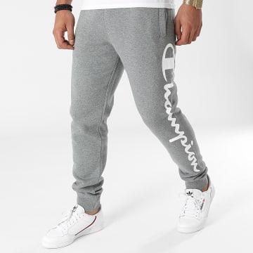 Champion - Pantalon Jogging 214961 Gris Chiné