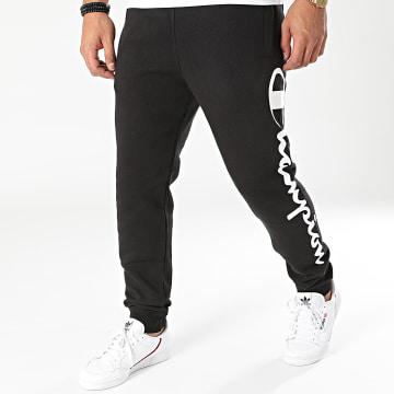 Champion - Pantalon Jogging 214961 Noir
