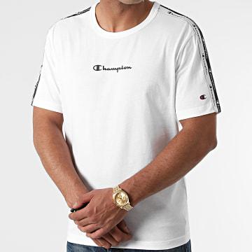 Champion - Tee Shirt A Bandes 216562 Blanc