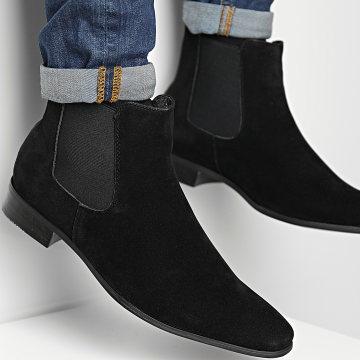 Classic Series - Chelsea Boots M3892-C Noir