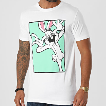 Looney Tunes - Tee Shirt MC568 Blanc