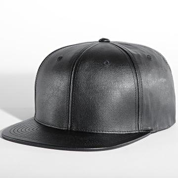 Flexfit - Casquette Snapback 6089FL Noir