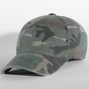 Flexfit - Casquette Fitted 6977CA Vert Camouflage