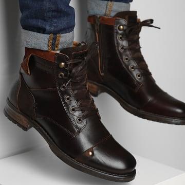 Redskins - Boots Yani JL101A4 Chataigne Cognac