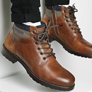 Redskins - Boots Erable JO251ZS Brandy Marine