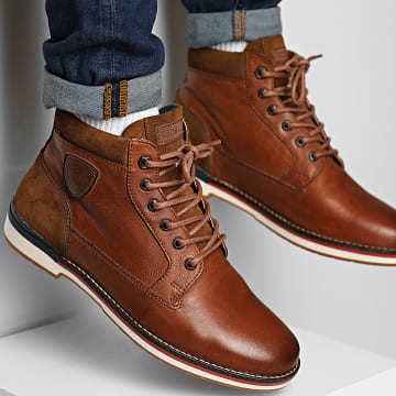 Redskins - Chaussures Accro JL02147 Cognac