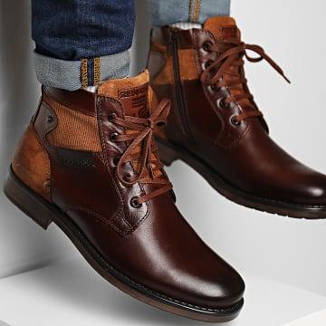 Redskins - Boots Nem JS65147 Cognac
