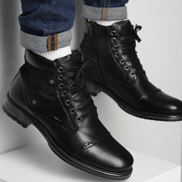 Redskins - Boots Narchi JS75102 Noir