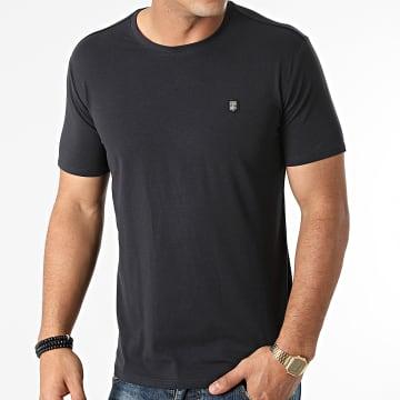 Teddy Smith - Tee Shirt Taho Bleu Marine