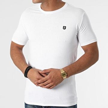 Teddy Smith - Tee Shirt Taho Blanc