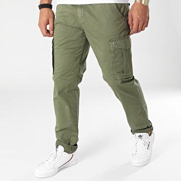 Blend - Pantalon Cargo 20712413 Vert Kaki