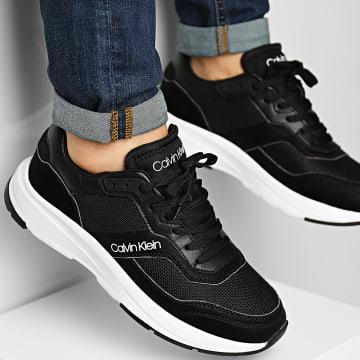 Calvin Klein - Baskets Low Top Lace Up 0309 Black