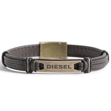 Diesel - Bracelet X07875-PS890 Marron