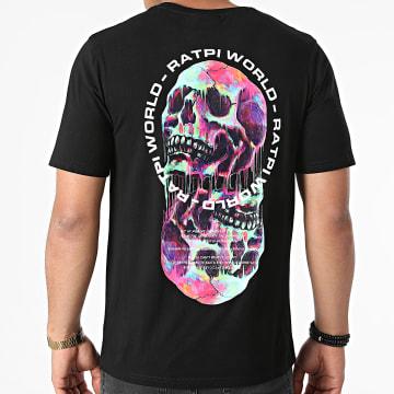 La Piraterie - Tee Shirt Ratpi World Noir