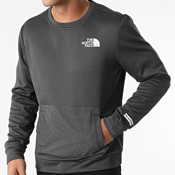 The North Face - Sweat Crewneck A5IBX Gris Anthracite