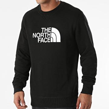 The North Face - Sweat Crewneck Drew Peak A4SVR Noir