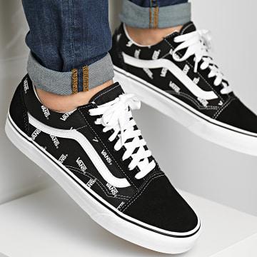 Vans - Baskets Old Skool 3WKTQW7 Black True White
