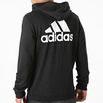 Adidas Performance - Sweat Zippé Capuche GK9044 Noir