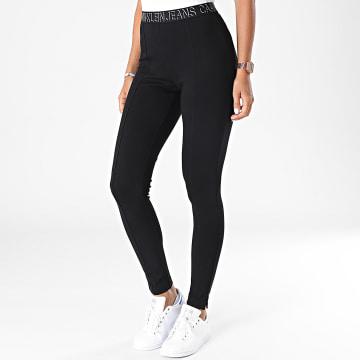 Calvin Klein - Pantalon Skinny Femme 6586 Noir