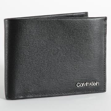 Calvin Klein - Portefeuille Minimalism 7394 Noir