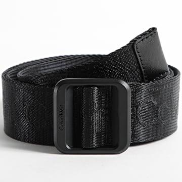 Calvin Klein - Ceinture Slider Webbing 7412 Noir
