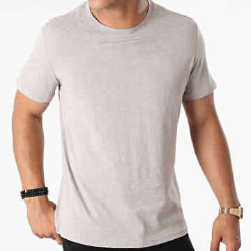 Frilivin - Tee Shirt BM1334 Gris Clair