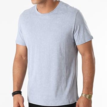 Frilivin - Tee Shirt BM1334 Bleu Clair