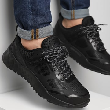 Timberland - Baskets Solar Wave Green Stride A2FPH Blackout Mesh