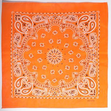 Urban Classics - Bandana 10000 Orange
