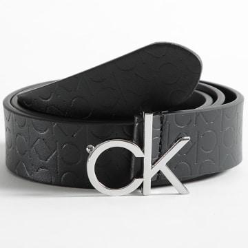 Calvin Klein - Ceinture Femme Re-Lock 8617 Noir
