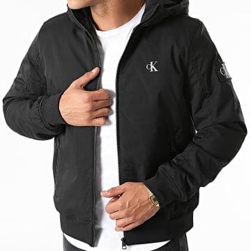 Calvin Klein - Veste Zippée 9062 Noir