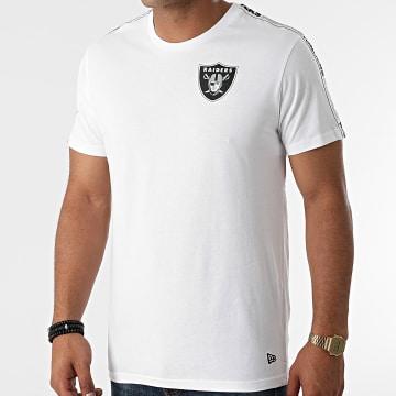 New Era - Tee Shirt A Bandes Las Vegas Raiders 12827123 Blanc