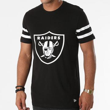 New Era - Tee Shirt Las Vegas Raiders 12827155 Noir