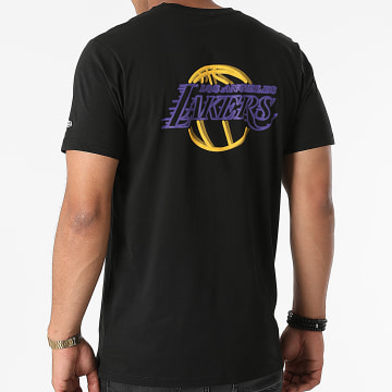 New Era - Tee Shirt Los Angeles Lakers 12827210 Noir