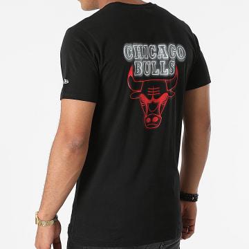 New Era - Tee Shirt Chicago Bulls 12827212 Noir