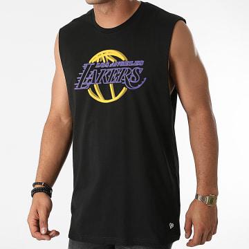 New Era - Débardeur Los Angeles Lakers 12827213 Noir