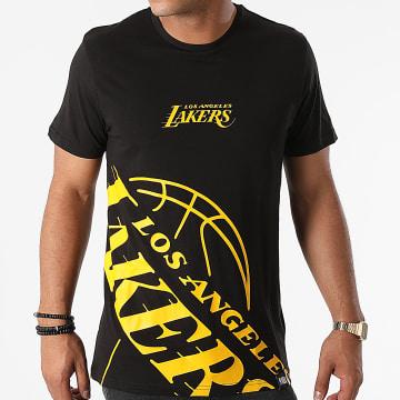 New Era - Tee Shirt Los Angeles Lakers 12827219 Noir