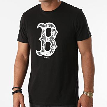 New Era - Tee Shirt Boston Red Sox 12827255 Noir