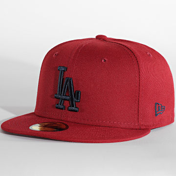 New Era - Casquette Snapback 59Fifty League Essential 60141443 Los Angeles Dodgers Rouge
