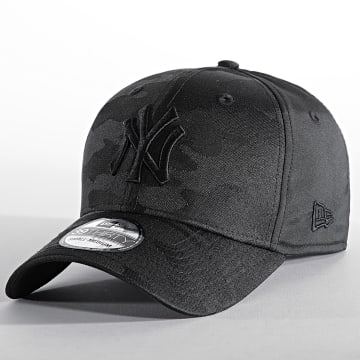 New Era - Casquette Fitted 39Thirty Black Camo 60141588 New York Yankees Noir