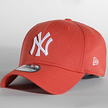 New Era - Casquette Fitted 39Thirty League Essential 60141662 New York Yankees Orange