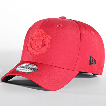 New Era - Casquette 9Forty Featherweight 60143386 Manchester United Rouge