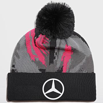 New Era - Bonnet Replica AOP 60143454 AMG Mercedes Gris Noir