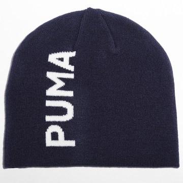 Puma - Bonnet Essential Classic 023433 Bleu Marine