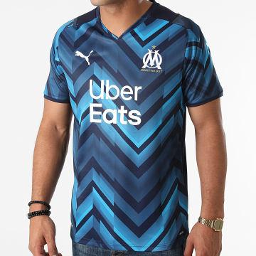 Puma - Tee Shirt De Sport OM 759286 Bleu Marine