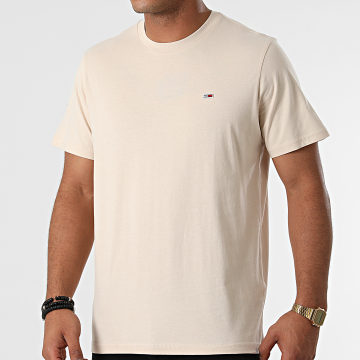 Tommy Jeans - Tee Shirt Classic Jersey 9598 Beige